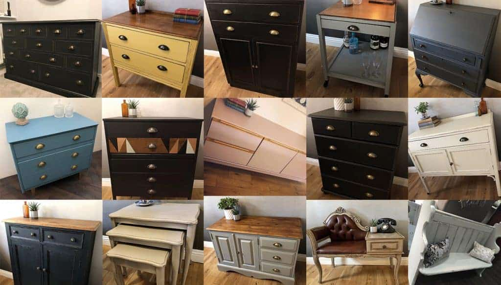 upcycled furniture for sale