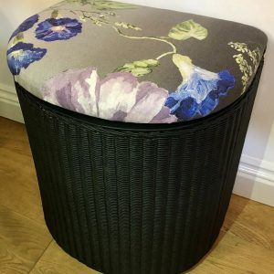 Upcycled Storage Stool